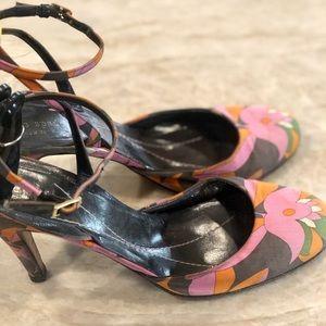 Kate Spade pattern heels